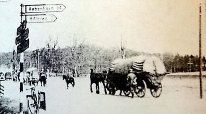 Provinshistorie: Besættelsen startede med et telegram